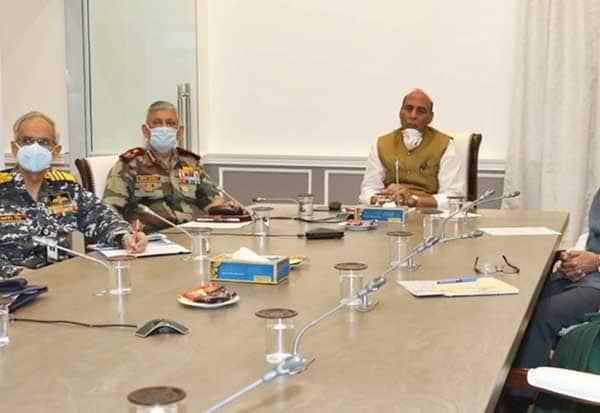 Rajnath Singh, india, china, border dispute, Defence Minister Rajnath Singh