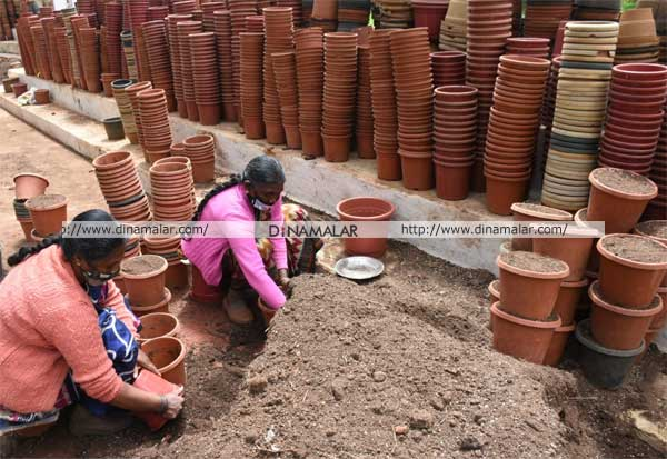 நம்பிக்கை தானே வாழ்க்கை: ஊட்டியில் இரண்டாவது சீசனுக்கு தயாராகும் தொழிலாளர்கள்