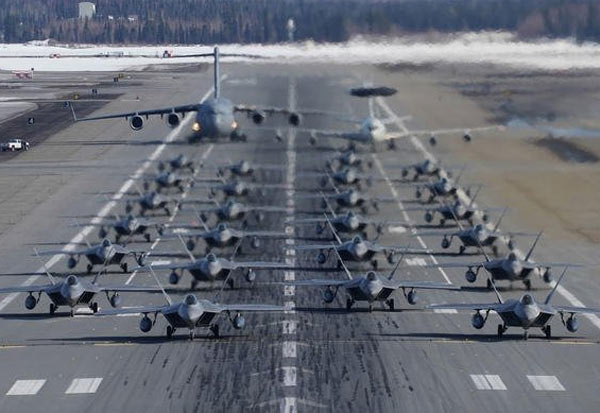 india, US, china, fighter jet, இந்தியா, அமெரிக்கா, சீனா, அச்சுறுத்தல், படைகள், அனுப்புதல், திட்டம்