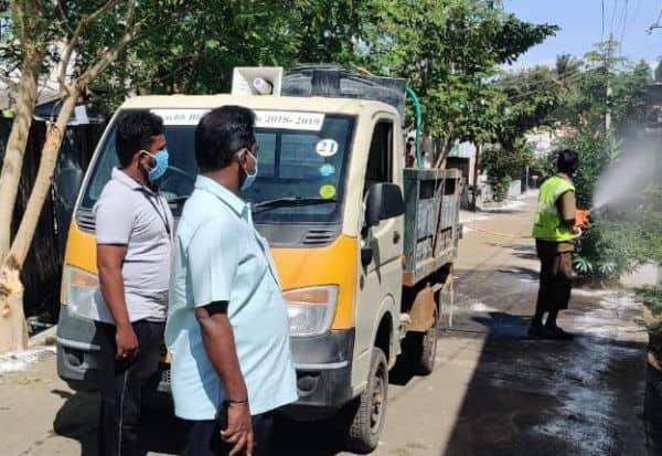 கொரோனா தொற்று அதிகரிப்பு: சுகாதார பணிகள் 'சுறுசுறு'
