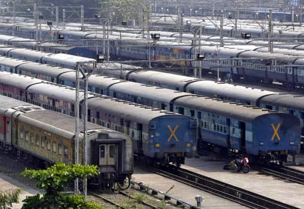 Railway, refund, coronavirus lockdown, ரயில்வே, ரீபண்ட், ரயில், டிக்கெட்