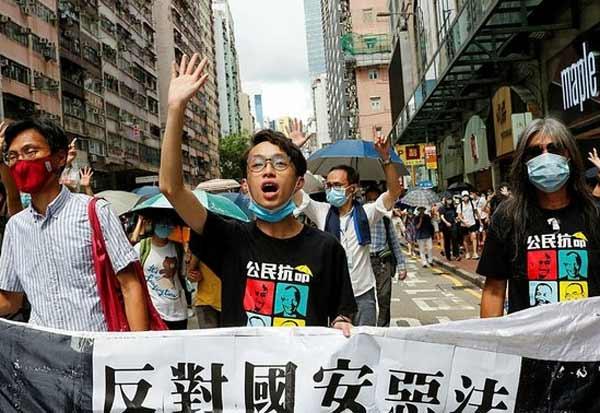 HongKong, Slogan, Illegal, Liberate Hong Kong, Revolution of Our Times, Government, China, ஹாங்காங், கோஷம், சட்டவிரோதம்,
