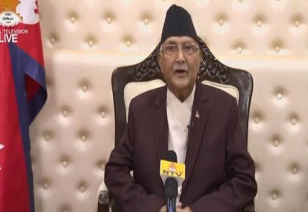 Nepal Prime Minister KP Sharma    to meet President Bidhya Devi Bhandari