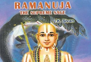 புத்தகமதிப்புரை: ராமானுஜா தி சுப்ரீம் சேஜ்