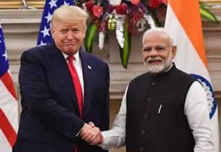 இந்தியாவை அமெரிக்கா நேசிக்கிறது: டிரம்ப் டுவிட்