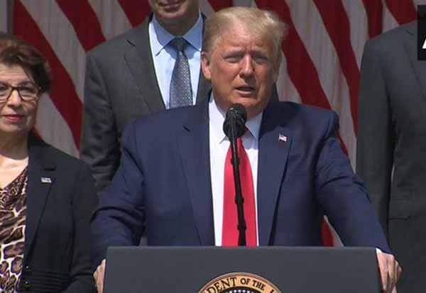 Trump, donald trump, US Coronavirus, covid 19, schools
