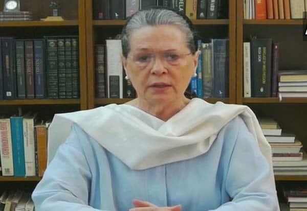 Congress, Interim President, Sonia Gandhi, meeting, congress party, Lok Sabha MPs,