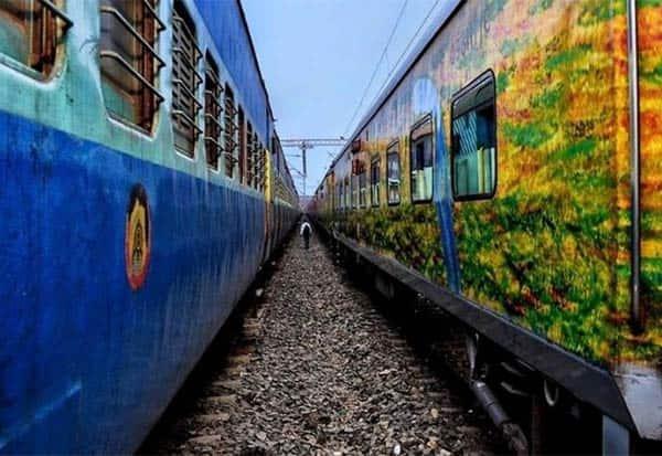 train, cctv, Railway, Indian Railways