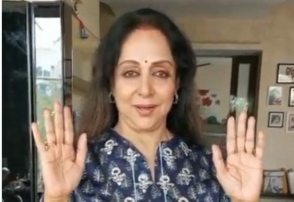 hema malini, coronavirus, covid 19, mumbai news, bollywood news, பாலிவுட் நடிகை ஹேமமாலினி குறித்து வதந்தி