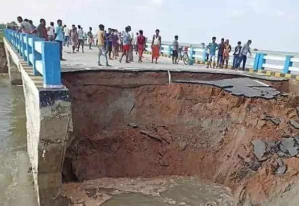 பீகார்: பாலம் கட்ட 8 ஆண்டு; செலவு ரூ.264 கோடி : ஒரு மாதத்தில் பனால் Tamil_News_large_2577757