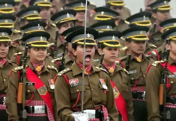 indian army, army, female officers in army