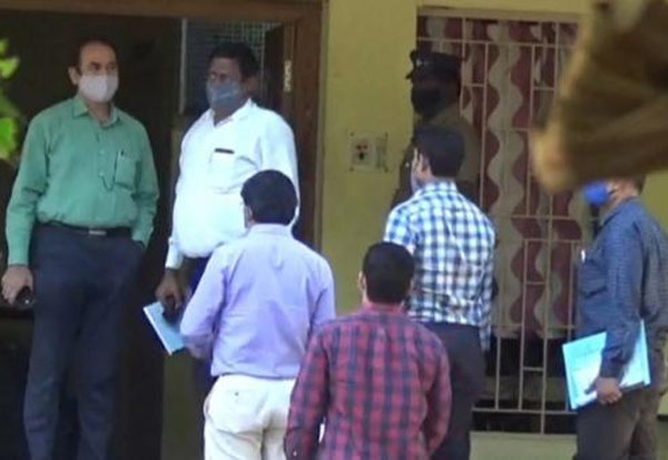 Sathankulam case, Sathankulam custodial death, coronavirus, covid 19, சாத்தான்குளம், சிபிஐ_அதிகாரிகள், கொரோனா