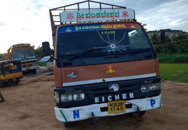 5 டன் ரேஷன் அரிசி  ஆந்திராவில் பறிமுதல்
