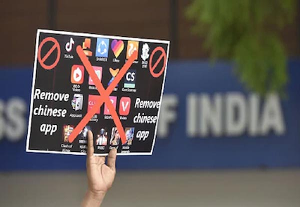 chinese apps, banned, India