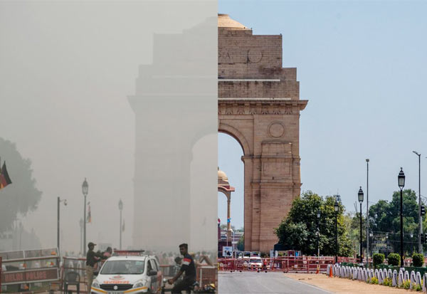 Delhi, Air Pollution, UN, Nitrogen dioxide. NO2 levels, Coronavirus, Corona, Covid-19, Curfew, Lockdown, டில்லி, காற்று மாசு,ஐநா, கோரிக்கை