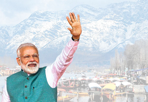 Article 370, Kashmir, BJP, anniversary, India scrapping Article 370