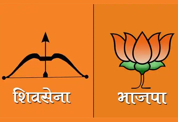 BJP, Shiv Sena, Alliance, Maharashtra, BJP Chief, elections, Chandrakant Patil, மஹாராஷ்டிரா, பாஜ, சிவசேனா, கூட்டணி
