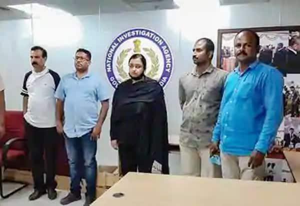 kerala gold case, Customs officer, transferred, gold smuggling case, கேரளா