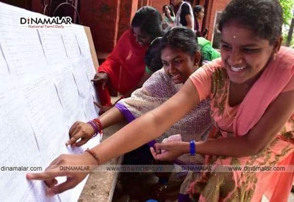 class 11, class 11 exams, tamil nadu class 11, tn news, tamil nadu class 11 results, பிளஸ்1, முடிவுகள், வெளியீடு, கோவை, முதலிடம்