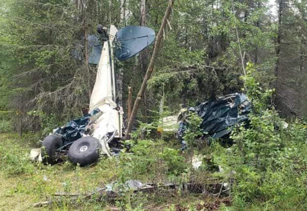 Alaska, plane crash, us plane crash, alaska plane crash,  அமெரிக்கா, அலாஸ்கா, இரு சிறிய ரக, விமானங்கள், மோதியது, 7பேர், பலி