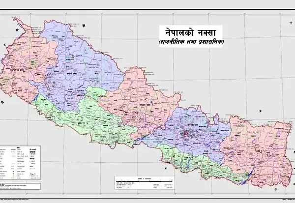 Nepal provokes , send revised map to United Nations, Googled calls , diplomatic negotiation