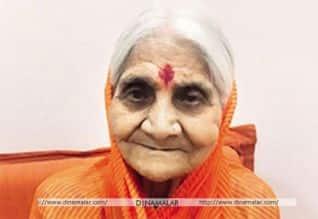 அயோத்தியில் ராமர் கோவிலுக்காக 28 ஆண்டுகளாக விரதம் ...