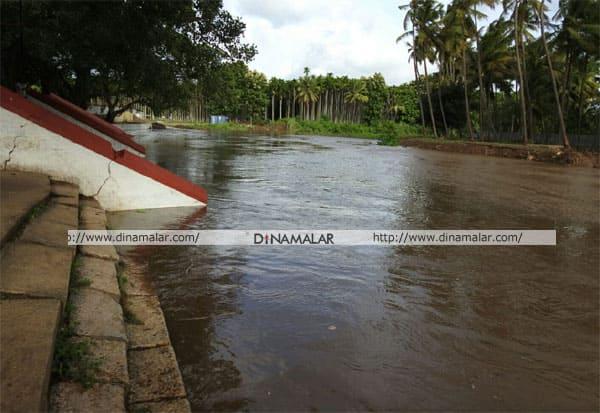 tamil nadu, rain, weather update, நொய்யல், பில்லூர் அணை,  கனமழை, மேற்கு தொடர்ச்சி மலை, மழை, கனமழை