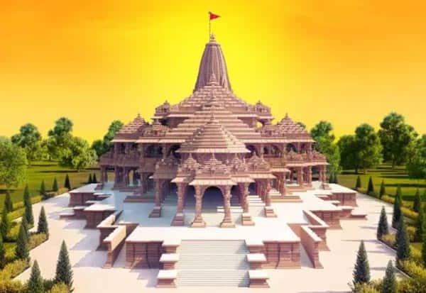 ராமர் கோயில் கட்டி முடித்ததும் இப்படித்தான் இருக்கும்