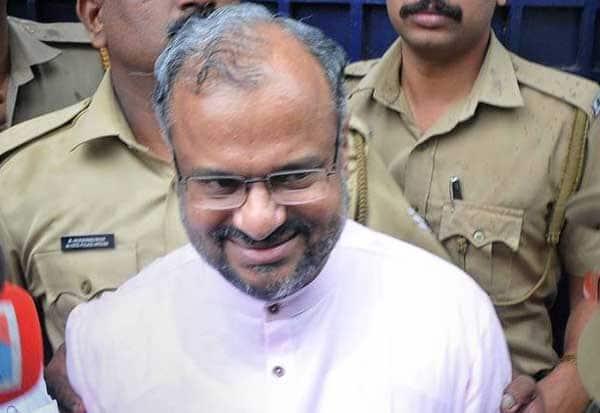 SC dismisses discharge, plea  rape accused, Bishop Franco Mulakkal