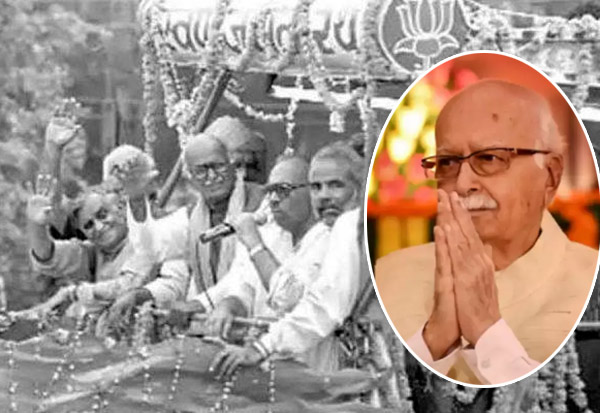 LK Advani, Ayodhya, Ram Temple, Bhoomi pujan, Bhumi Pujan, Ram Janmabhoomi, Ram Mandir, PM, Modi, Narendra Modi