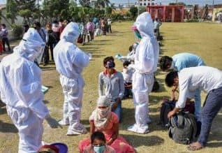 இந்தியாவில் கொரோனாவிலிருந்து 13.78 லட்சம் பேர் மீண்டனர்