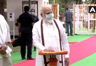 தேசிய தூய்மை மையம்: துவக்கி வைத்தார் பிரதமர் மோடி