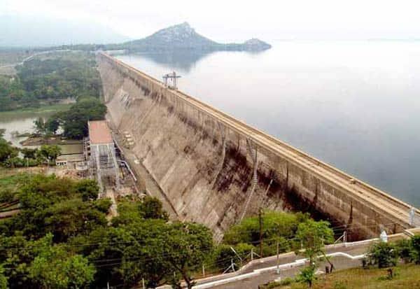 karnataka dams, water release, mettur dam, water level, dams, கர்நாடகா அணைகள், நீர் திறப்பு, 1.5 லட்சம் கனஅடி, விநாடிக்கு, மேட்டூர் அணை, நிரம்பும், ஒரு வாரம்