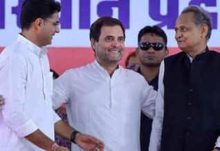 ராஜஸ்தான் அரசியல் சிக்கலுக்கு முடிவு: சச்சினுடன் ...