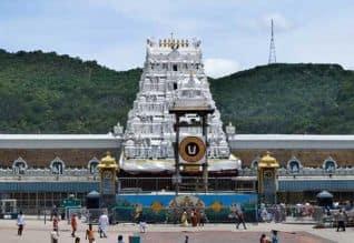 திருப்பதி தேவஸ்தான ஊழியர்களில் 402 பேர் கொரோனாவில் ...