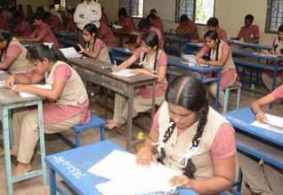 பத்தாம் வகுப்பில் பாடம் வாரியாக 496 பேர்  நூற்றுக்கு நூறு  கொரோனாவால் மாணவர்கள் அதிக தேர்ச்சி
