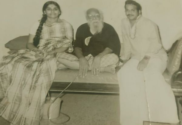 பா.ஜ.,வில் இணைந்த  ஈ.வெ.ரா.,வின் உறவினர்