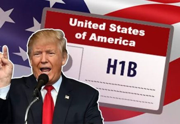 donald trump, Trump, H1B Visa, H1b VISA Relaxation, டிரம்ப், எச்1பி, விசா, தளர்வுகள், இந்தியர்கள்