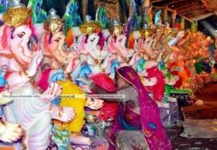விநாயகர் சதுர்த்தி: பொது இடங்களில் சிலை வைக்க தடை