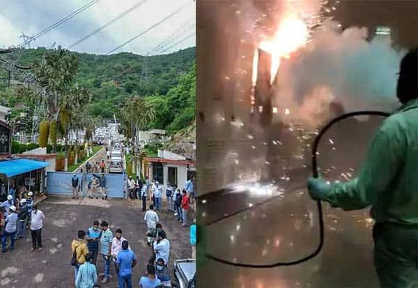 தெலங்கானா மின் நிலையத்தில் தீ விபத்து: பிரதமர், ஜனாதிபதி இரங்கல் Tamil_News_large_2599198