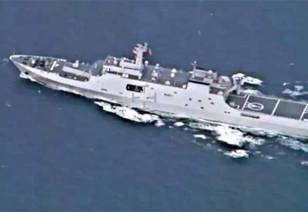 Pakistan, China, advanced warship, பாகிஸ்தான், சீனா, அதிநவீன போர்க்கப்பல்