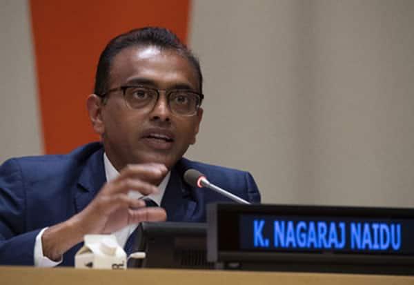 UN, UnitedNations, NagarajNaidu, ஐநா, ஐக்கிய நாடுகள், நிரந்தர தூதர், நாகராஜ் நாயுடு, சீர்திருத்தங்கள்