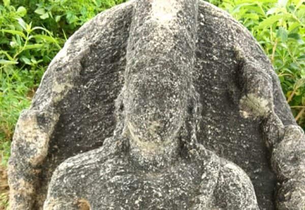 கள்ளிக்குடியில் கி.பி.8ம் நுாற்றாண்டு விஷ்ணு சிலை கண்டுபிடிப்பு