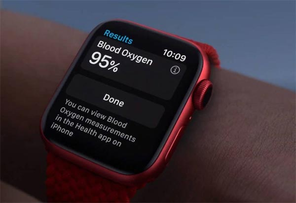 Apple Launches 'Affordable' Apple Watch SE, Series 6 With Blood Oxygen Monitoring