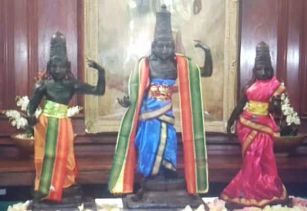 ராமர், லட்சுமணர், சீதை சிலைகள் லண்டனில் இருப்பது கண்டுபிடிப்பு