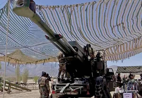 eastern ladak, bofors guns, get ready, கிழக்கு லடாக், போபர்ஸ் பீரங்கிகள், தயார்நிலை, பொறியாளர்கள்