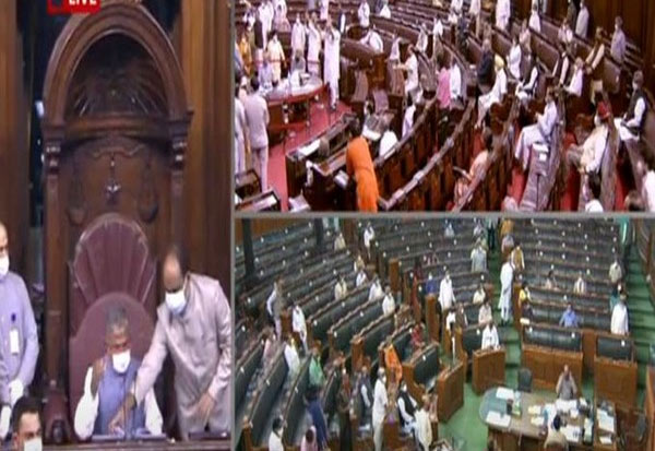 RajyaSabha, Chairman, action, MP,ruckus, torepapers,
