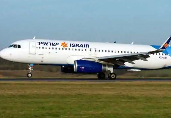 First direct commercial flight from Israel lands in Bahrain