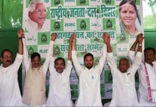 பீகார் தேர்தல்: லாலுவின் கட்சி 150 இடங்களில் போட்டி!