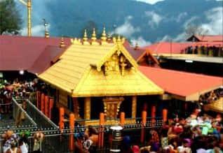 சபரிமலை கோவில் திறப்பின் போது பக்தர்கள் ...